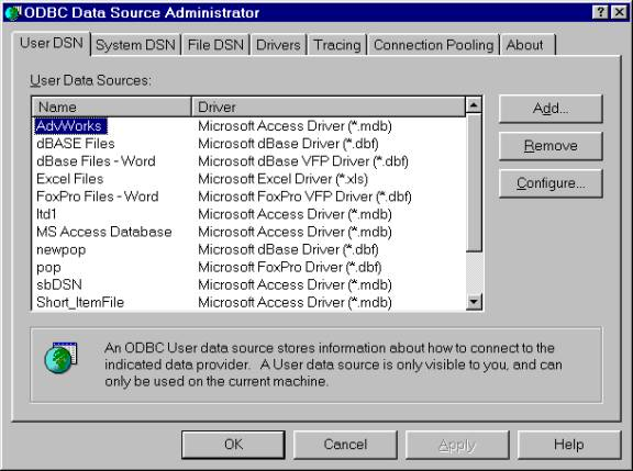 Introduction to Databases and Microsoft Access